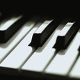 Medium piano keys